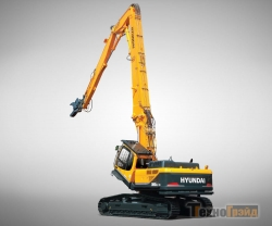 Hyundai R380LC-9 DM