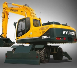 Hyundai R210W-9S